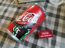 Coca-Cola Soft Stuffed Toy Can (official product)