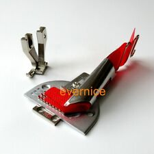 Binding Walking Foot+Binder + Needle Plate + Feeder For Extra Heavy Material