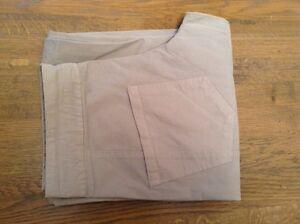 Full Circle grey mens casual trousers 35' 32L