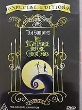 The Nightmare Before Christmas, Special Edition DVD