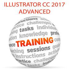 Adobe Illustrator CC 2017 Advanced-Video Training Tutorial DVD
