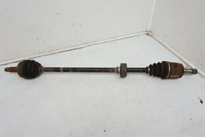 96 97 Honda Civic del Sol Front Left Driver Axle CV Boot Shaft Driveshaft