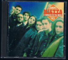 MIETTA E I RAGAZZI DI VIA MEDA  CD F.C.