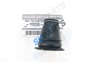 4x Genuine Fuel Injector Nozzle Seal for Nissan Navara D40 2.5 dCi 05-15