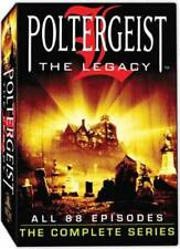 Poltergeist The Legacy Complete TV Series All Seasons 1-4 DVD Set Collection Box
