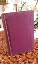 LADY BYRON VINDICATED 1870 1ST EDITION 1st Print HARRIET BEECHER STOWE RARE HC