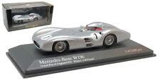 MINICHAMPS MERCEDES BENZ W196 #1 Winner British GP 1954-J M FANGIO échelle 1/43