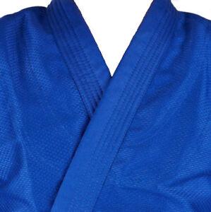 Judo Martial Arts Training Suit Top Trouser Belt Ju Jitsu Gi Uniform 450gm