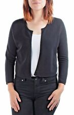 Sweater 3X Plus Charter Club $139 NWT Black Bolero Casual Cardigan Jacket MC442