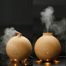 500ml Ultrasonic Essential Oil Aroma Diffuser Mist Humidifier Aromatherapy Yoga