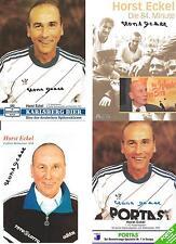 Autogramm Horst Eckel Weltmeister 1954 Fußball WM 54 DFB FCK, oben links LOT 1ol