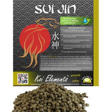 11,31€/kg Koi Elements grower & color 4,5mm Pellets - 2,2kg Wachstum Koifutter