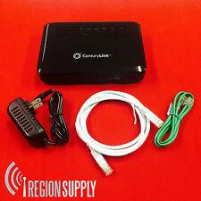 ZyXEL CenturyLink PK5001Z ADSL2+ ADSL DSL  4-Port Wireless Router Modem