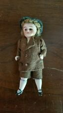 "4""  Bisque Doll W/Wire Joints"