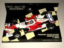 Minichamps F1 1/43 PANASONIC TOYOTA RACING SHOWCAR 2007 - JARNO TRULLI
