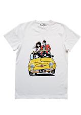t shirt maglietta Lupin - Fujiko - Goemon - Jigen cartoon uomo donna bambino 500