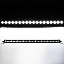 "21"" Zoll 54W Cree LED Work Light Bar Single Row driving Lamp Ute ATV SUV JEEP"