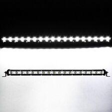 "21"" Zoll 54W Cree LED Work Light Bar Single Row driving Lamp Ute ATV SUV JEEP"