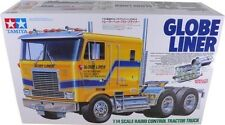 Tamiya 56304 1/14 EP RC Globe Liner Globeliner 6x4 Tractor Truck Assembly Kit