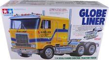 Tamiya 56304 1/14 EP RC Globe Liner Globeliner 6x4 Tractor Truck Assembly Kit