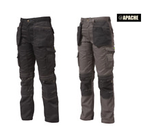 Apache APAHTB Lightweight Polycotton Work Wear Holster Pocket Trousers