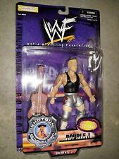 Jeff Jarrett WWF Shotgun Saturday Night Series 2 Action Figure WWE Wrestling