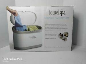 Brookstone Towelspa Towel Warmer - Brand new