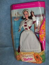 1994 Pilgrim Barbie- American Stories #12577
