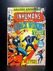 COMICS: Marvel: Amazing Adventures #8 (1971), 1st Inhumans & Thor meeting/battle