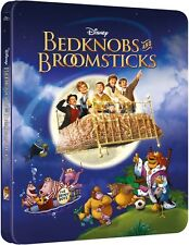 BEDKNOBS AND BROOMSTICKS - Limited Edition Blu-Ray Steelbook -