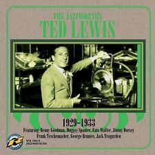 Ted Lewis - Jazzworthy 1929-33 [New CD]