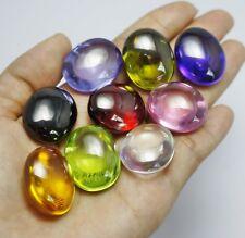 Powerful Nok Phra Gow 9 Colors Lucky Gems Naga Eye  Crystal Real Thai Amulet#R65