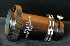 Vintage Vivitar TMA TA1 Microscope Adapter Made in Japan ~ Preowned
