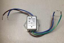 10A CW1B-10A-L Noise Suppressor Poder EMI Filter, AC 115V / 250V