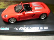 1/43 Collection 711 Porsche Carrera Gt 2001 Cabrio rot 671006