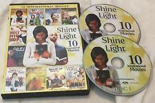 Life 101 Angel's Secret (DVD) + 9 Other Films! Too Saved | Only God Can Judge me