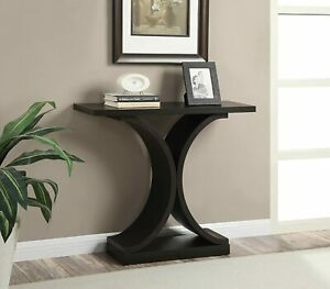 Convenience Concepts Newport Infinity Console Table New