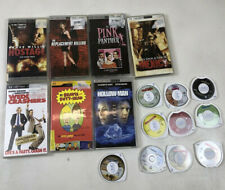 Lot of 17 PSP UMD Movies Discs Beavis Butthead, Hostage, Pink Panther