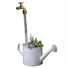 Moderne Deko-Brunnen, - Wasserwände & -säulen aus Metall