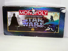 Monopoly Star Wars Classic Trilogy Edition Board Game [Parker Brothers 1997]