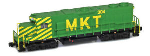 AZL Z Scale MKT GP38-2 Road #311