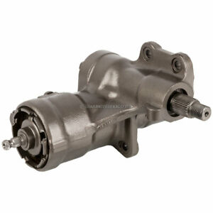 For Dodge Chrysler Plymouth Mopar Power Steering Gearbox Gear Box CSW