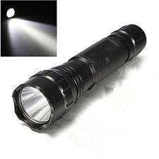 1000LM 5 Mode CREE XM-L T6 LED WF-501B Tactical 18650 Flashlight Torch Light