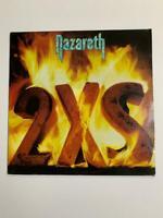Nazareth – 2XS Vinyl LP 1982 UK 1st Pressing NEMS *VG+*