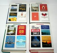 Readers Digest Select Editions Lot Of 4 Hardback Book Collections 16 Stories