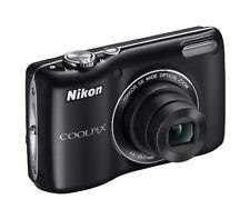 Nikon COOLPIX L26 16.1MP Digital Camera - Black
