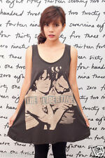 Pete Doherty The Libertines Indie o WOMEN T-SHIRT DRESS Tank TOP Tunic Size M L