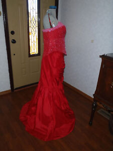 Joli Prom evening bridesmaid mother of bride Sz 10