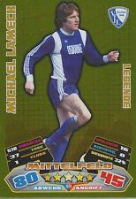 MICHAEL LAMECK # LEGENDE DEUTSCHLAND VfL.BOCHUM CARD MATCH ATTAX BUNDESLIGA 2013