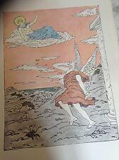Apocalisse Evangelista Giorgio  De Chirico 1977 Editore Bestetti -Trec